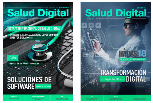 Ediciones de revista salud digital