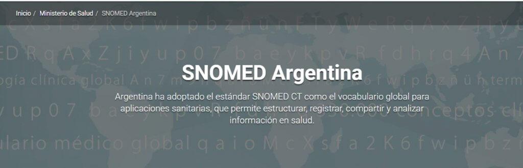 SNOMED Argentina