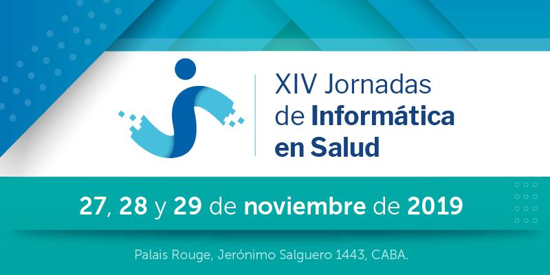 XIV Jornadas de Informática en Salud