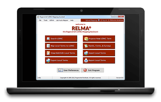 software RELMA